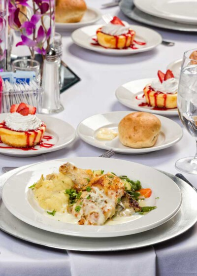 Delicious Dishes from Catering By Norris